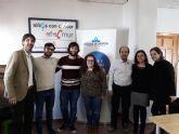 AFACMUR y Aguas de Murcia unidos por el Teaming