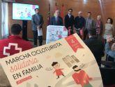 Adultos y niños podrán recorrer Murcia en bicicleta por una buena causa en la IV Marcha Ciclo-Turista Solidaria