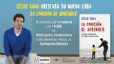 César Bona hablará sobre educación en Cartagena de la mano del Premio Mandarache