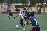 Cartagena F.C. y Fundación F.C. Cartagena 'A', E.F. Santa Ana, y C.D. Albujón los mejores en pre-benjamines 'B'