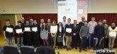 La Universidad de Murcia entrega los premios de la Olimpiada Matemática en su fase regional