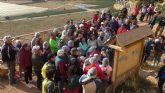 Éxito de participación en la Jornada de Puertas Abiertas en la Sima de las Palomas