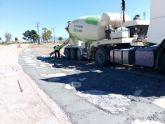 Realizan trabajos de limpieza y prevención de avenidas en los cauces de las ramblas de Totana