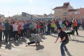 El Instituto Dos Mares acoge unas jornadas de deporte inclusivo junto a Aidemar y AFEMAR
