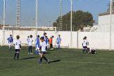 Publicados los horarios de la jornada 16 de la Liga Comarcal de Fútbol Base