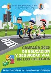Formación en primeros auxilios y Educación vial y seguridad en los colegios del Municipio