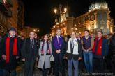 Comienza la cuenta atrás de las procesiones con la ´Llamada´ y un cheque de 200 mil euros