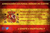 Nace una nueva asociación con perspectiva nacional, de ámbito regional y con sede en Cartagena: 'Asociación Cultural Héroes de Cavite'
