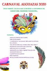 Alguazas celebra Carnaval el próximo sábado 29 de febrero