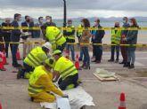 Comienzan las obras de reparación de colectores de saneamiento para evitar posibles vertidos al Mar Menor