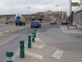 Estudiarán reordenar el tráfico y la creación de plazas de aparcamiento en el desvío de la avenida Juan Carlos I, entre La Turra y la calle Cruz Hortelanos