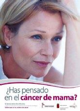 Programa prevención cáncer de mama en el municipio de Ricote