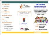 La Concejalía de Igualdad de Molina de Segura abre el plazo de inscripción para el Servicio Concilia Educa Semana Santa 2021