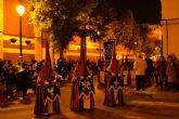 El Santo Entierro recorre las calles de San Pedro del Pinatar