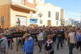 Puerto Lumbreras reúne a un millar de personas en la Romería en honor a la Virgen del Carmen