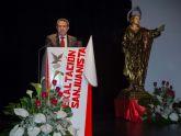 La Hermandad de San Juan de Alcantarilla celebró su acto de Exaltación Sanjuanista, previo a la Semana Santa