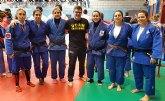 El UCAM-Judo Club Ciudad de Murcia finalizan 3º en la 1ª División de la Liga Nacional