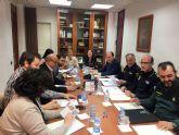 La Comunidad participa en la planificación de la seguridad en Molina de Segura
