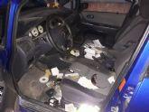 La Policia Local detiene a un hombre por robar en el interior de un vehiculo