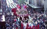 El Ayuntamiento de Cartagena colabora en la restauracion y difusion de la pelicula Cartagena y su Semana Santa 1976-77