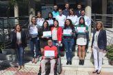 San Pedro del Pinatar premia a 14 alumnos excelentes en bachillerato y grados universitarios