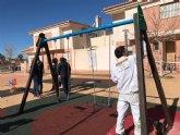 El Ayuntamiento de Torre Pacheco rehabilita la plaza Ana Rossetti