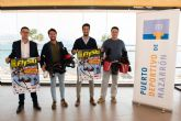 Puerto de Mazarr�n acoge este fin de semana el Campeonato de España de Flysky