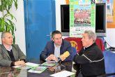 La 'Ruta Mototurística ¡Por la Vida!' en su veinticuatro edición pasará por Alcantarilla, hoy se presentó en el Ayuntamiento