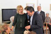 La consejera de Familia e Igualdad de Oportunidades, Violante Tomás, visita el Centro de Estancias Diurnas 'Pedro Hernández Caballero'