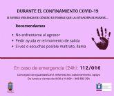 El CAVI de Mazarrón sigue trabajando para evitar la violencia de género durante el estado de alarma