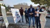 La Comunidad invierte más de 150.000 euros en acondicionar dos caminos rurales de Santomera y mejorar la accesibilidad