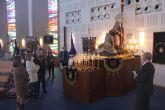 La Iglesia de la Santísima Trinidad acoge una exposición para conmemorar una Semana Santa diferente