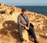Antonio J. Ruiz Munuera presenta su novela Ojo de pez el jueves 27 de abril en la Primavera del Libro de Molina de Segura