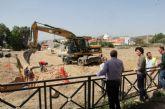 El Ayuntamiento inicia las obras de mejora de la red de saneamiento en el Camino Tío Félix de Puerto Lumbreras
