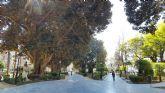 HUERMUR felicita a todos los murcianos por la declaración BIC de Floridablanca como el primer Jardín Histórico de la Región de Murcia