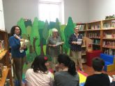 Se entregan los premios del IV Concurso Literario de Poesía y Cuento 'Morerica Galán'