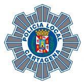 La Policia Local de Cartagena detiene a un hombre por conducir sin puntos en el carne