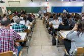 Los 1.114 aspirantes a optar una plaza indefinida en el Ayuntamiento esperan los resultados del primer examen