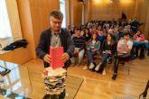 Jesús Aguado, ganador del XXXII Premio Poesía Antonio Oliver, protagonista en la Semana del Libro