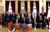 Los históricos del Entierro de la Sardina nombran Cabezudo de Honor a Antonio Botías