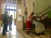 288 operarios se encargan de realizar una limpieza en profundidad de todos los colegios del municipio