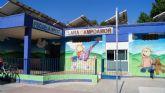 El próximo martes 30 de abril finaliza el plazo de solicitud para la admisión de alumnos en la Escuela Infantil Municipal 'Clara Campoamor' para el curso 2019/2020
