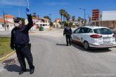 Once agentes esperan en aislamiento domiciliario las pruebas de Covid-19 a un policía en prácticas