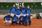 El Real Murcia Club de Tenis 1919, campeón de Espana por Equipos +35 por tercera vez en su historia