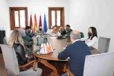 Reunión de la mesa de coordinación policial contra la violencia de género y doméstica del municipio de Cieza