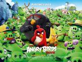 Este fin de semana se proyecta la película de animación infantil 'Angry Birds'