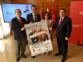 El Salón de Plenos acogerá el I Maratón de Donación de Sangre de Murcia, porque ´la solidaridad corre por tus venas´