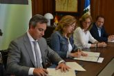 La Fundación CajaMurcia destina 3.000 euros a  la Universidad Popular de San Pedro