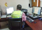 La Guardia Civil detiene a dos personas por estafa a la seguridad social en San Javier