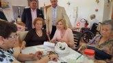 Familia financia 34 nuevas plazas en residencias de personas mayores de Los Alcázares